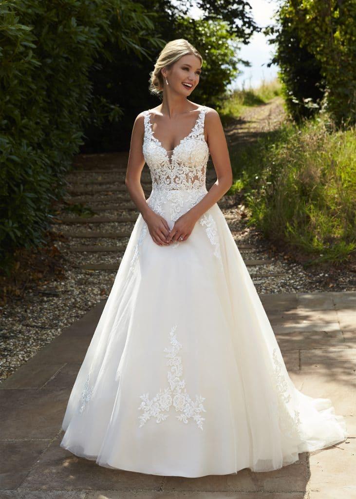 wedding dresses, Romantica of Devon, The Bridal Affair featuring Curvy Bridal