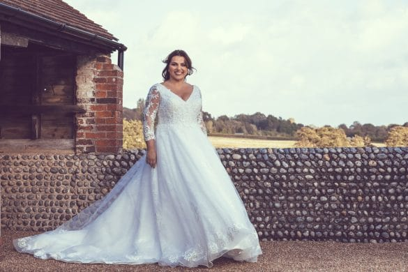 Wedding Dresses, Victoria Kay Beauty, The Bridal Affair featuring Curvy Bridal