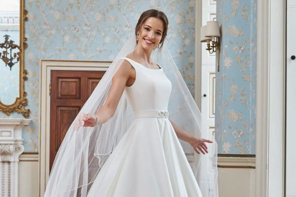 budget wedding dresses, Romantica Pure, The Bridal Affair featuring Curvy Bridal