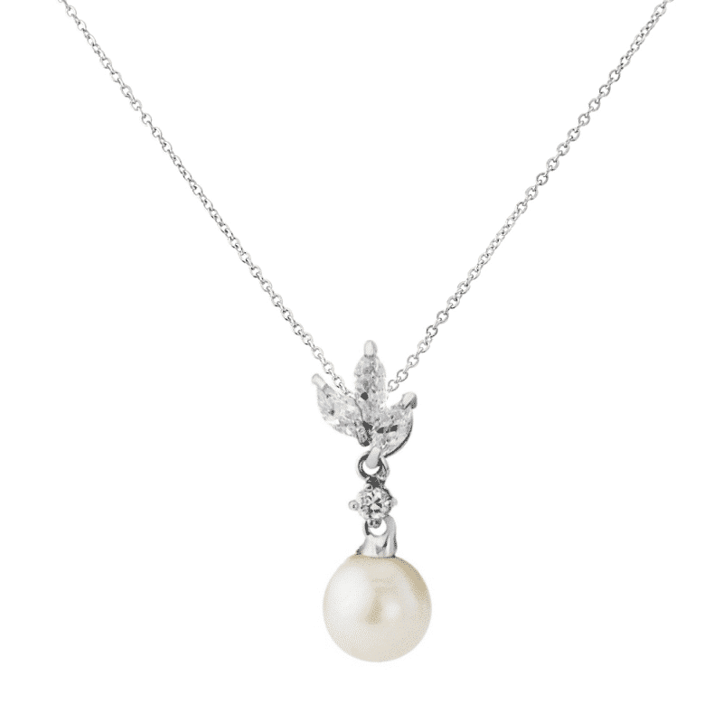 wedding jewellery, Earrings & Necklaces, The Bridal Affair featuring Curvy Bridal
