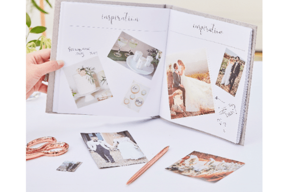 wedding planners, Wedding Planners & Guest Books, The Bridal Affair featuring Curvy Bridal
