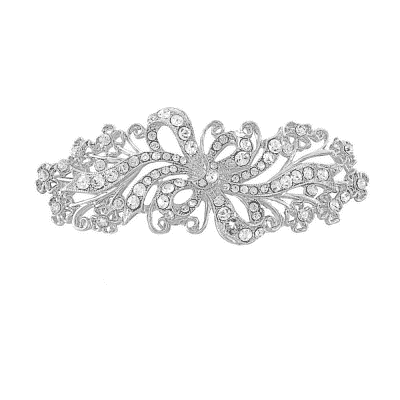 Athena Bridal Jewellery  Collection 4175 vintage sparkle wedding brooch