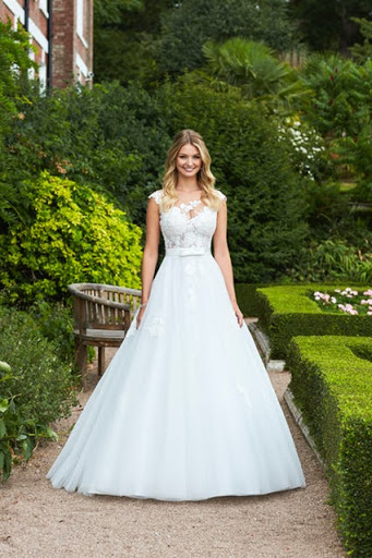 wedding dresses, Romantica of Devon, The Bridal Affair featuring Curvy Bridal