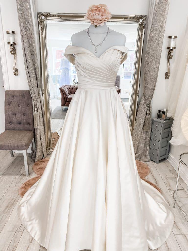 sale wedding dresses, Sale Wedding Dresses, The Bridal Affair featuring Curvy Bridal