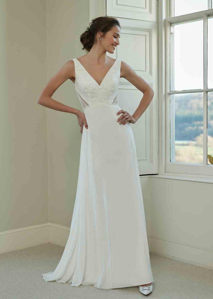 budget wedding dresses, Romantica Pure, Wedding Dresses York from The Bridal Affair