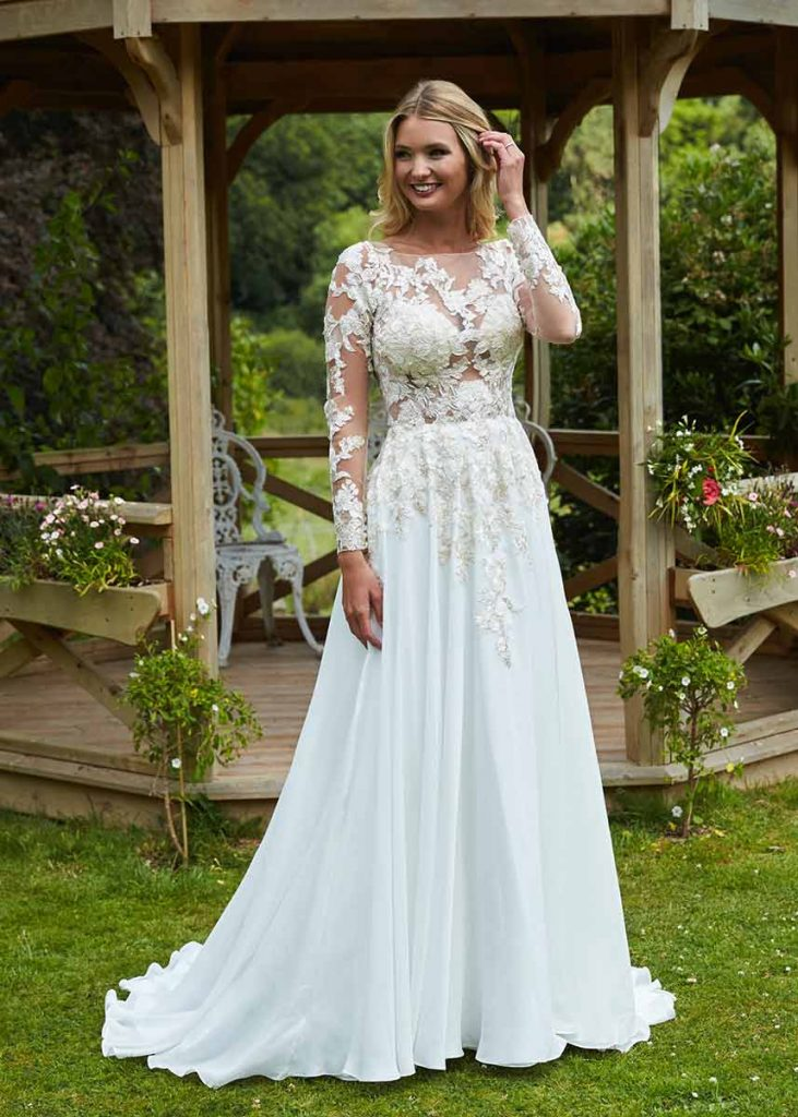 wedding dresses, Romantica of Devon, Wedding Dresses York from The Bridal Affair