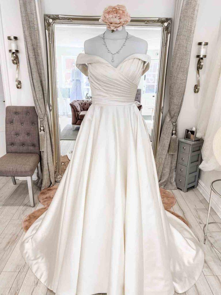 sale wedding dresses, Sale Wedding Gowns, Wedding Dresses York from The Bridal Affair