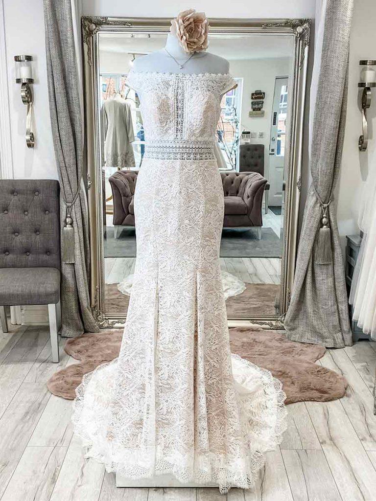 Mark Lesley wedding dresses, Mark Lesley, Wedding Dresses York from The Bridal Affair