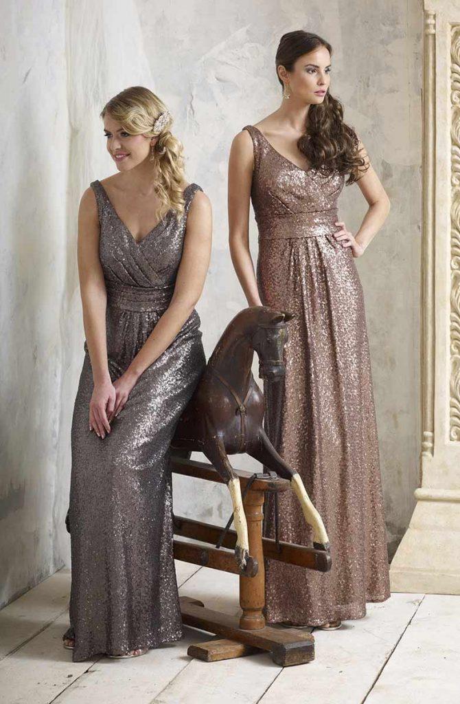 bridesmaid dresses, D'Zage Bridesmaid, Wedding Dresses York from The Bridal Affair