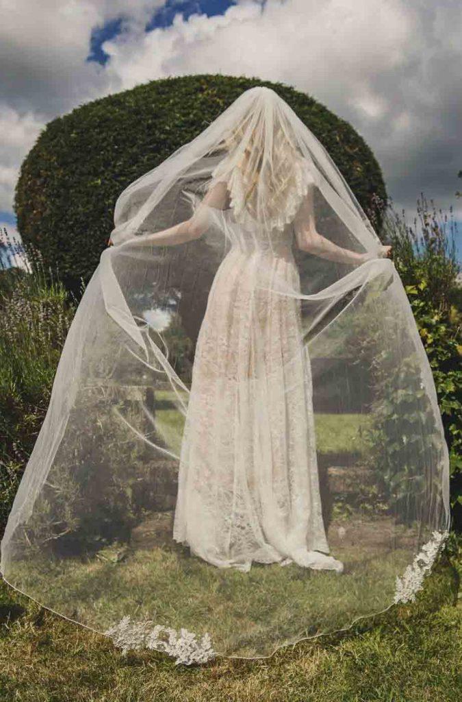 wedding veils, Joyce Jackson Veils, Wedding Dresses York from The Bridal Affair