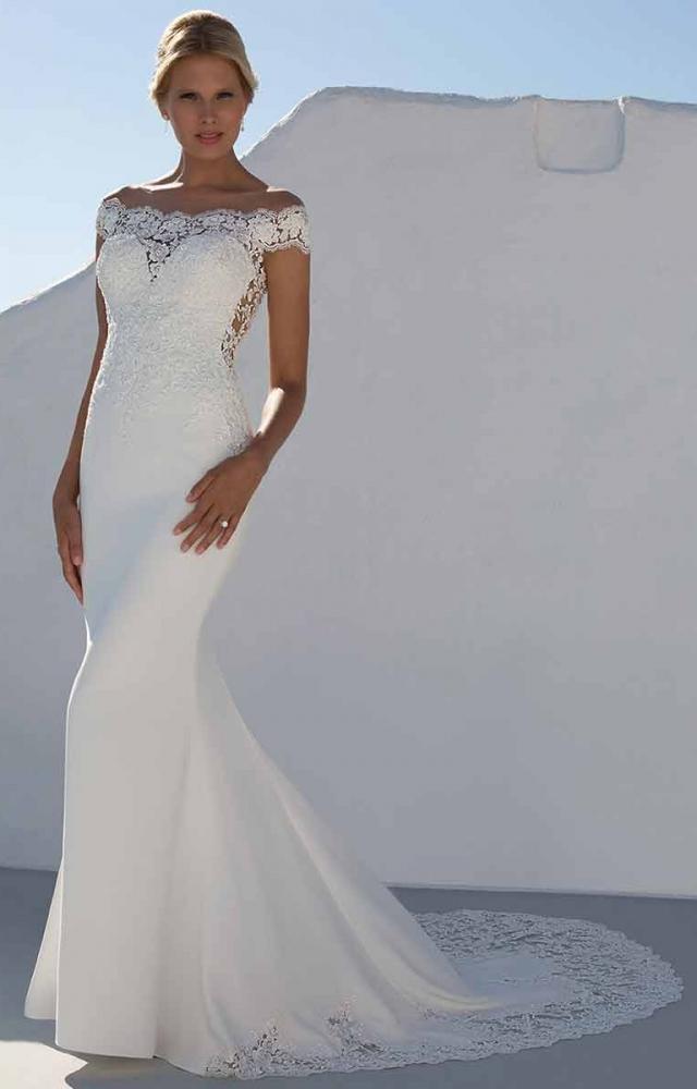 Mark Lesley 7290 Wedding Dress