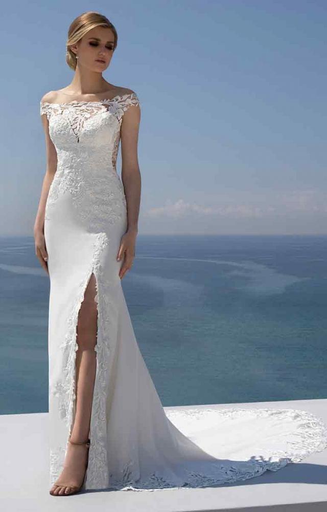 Mark Lesley 7361 Wedding Dress