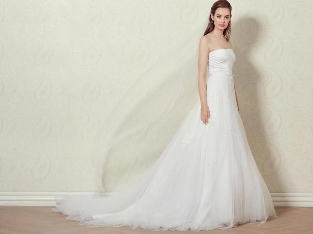Lilly Bridal 01-3801 Skirt