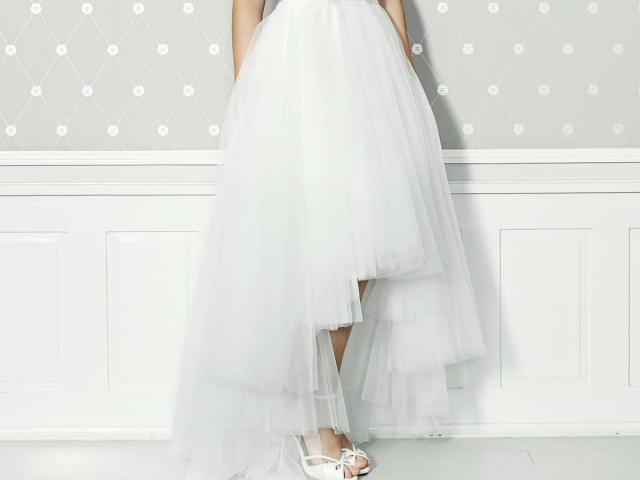Lilly Bridal 10-3092 Separate Skirt