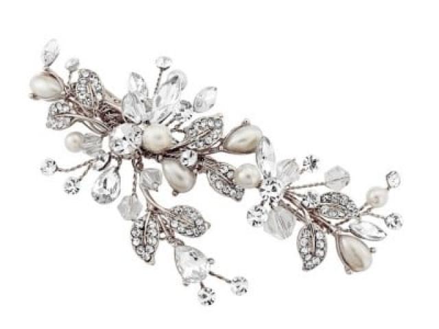 Athena Bridal Jewellery 1653 Vintage heirloom headpiece