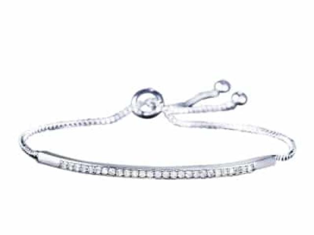 Athena Bridal Jewellery Bracelets 1844 Crystal elegance bracelet