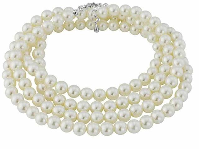 Athena Bridal Jewellery Bracelets 3742 Luxe pearl bracelet