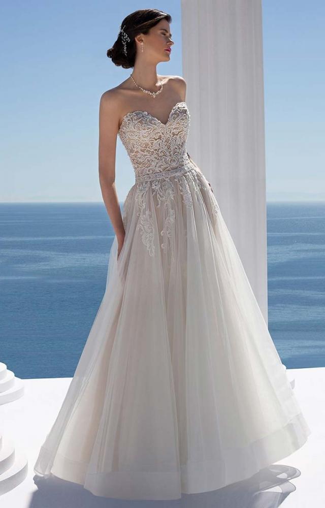 Mark Lesley 7311 Wedding Dress