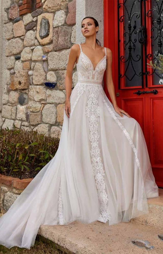 Herve Paris Bridal Alize Wedding Dress