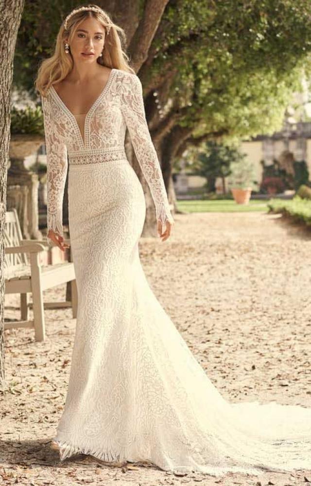 Maggie Sottero Drita Wedding Dress