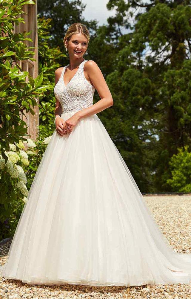 Romantica of Devon Giovanna Wedding Dress