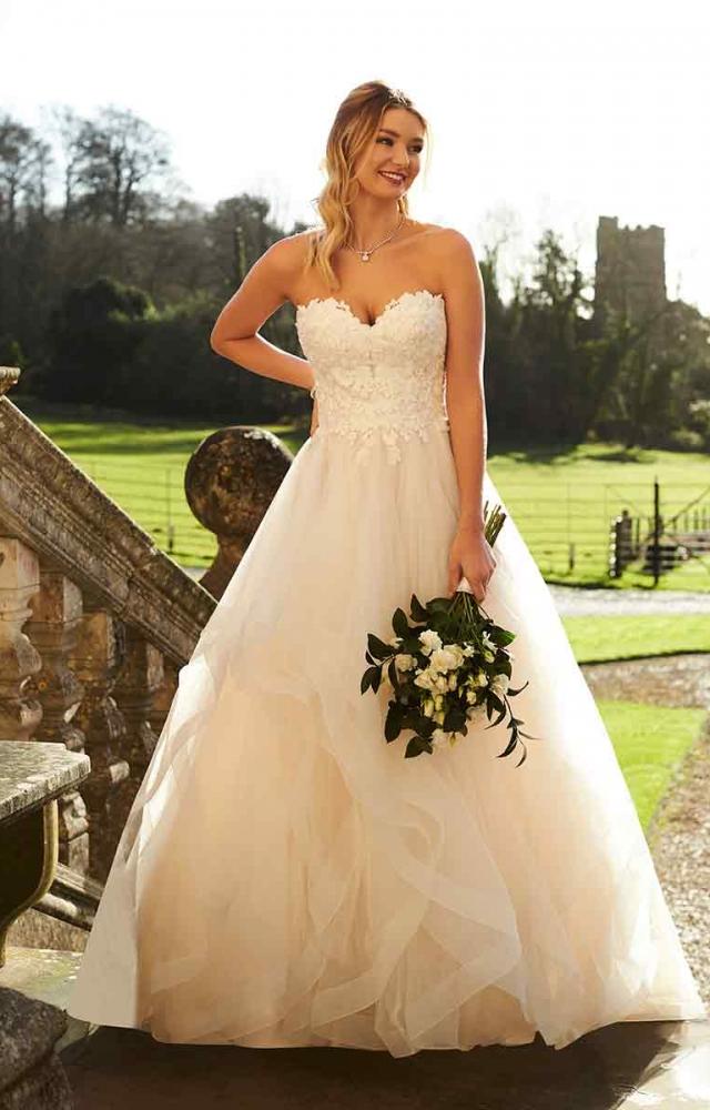 Romantica of Devon Kennedy Wedding Dress