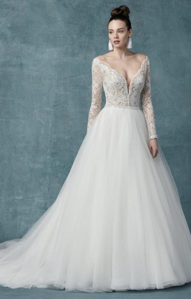 Maggie Sottero Mallory-Dawn Wedding Dress
