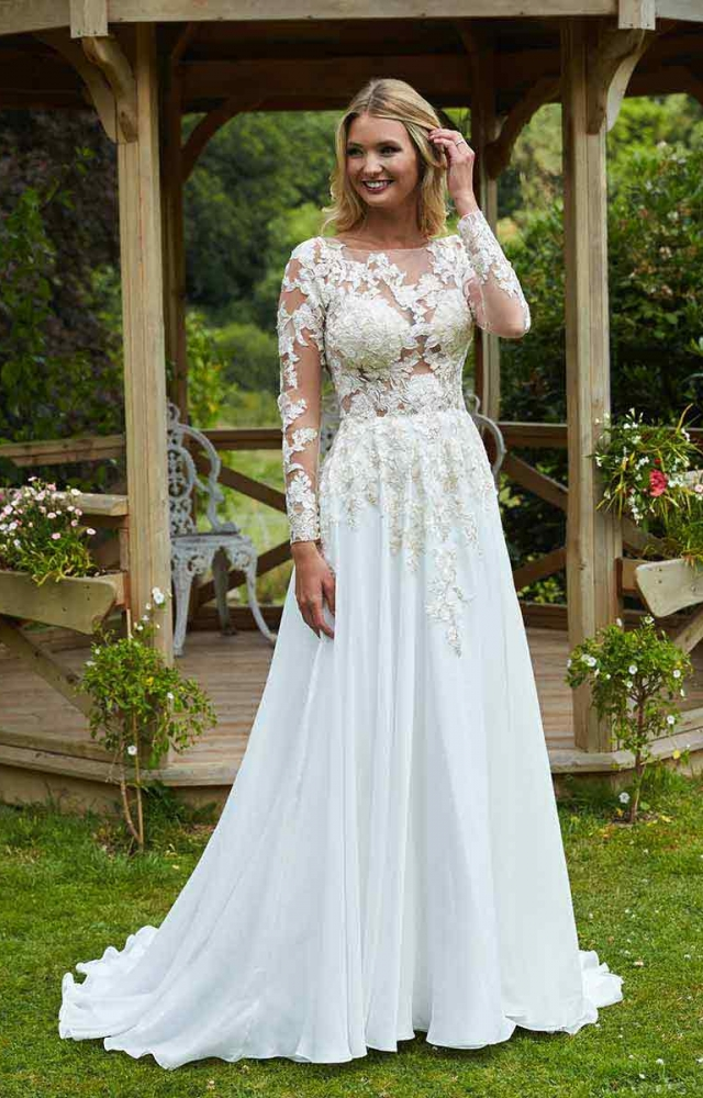 Romantica of Devon Melanie Wedding Dress