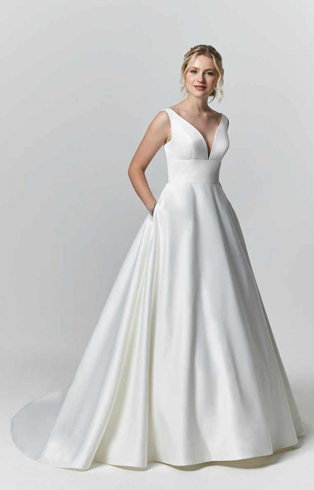 Romantica Pure PB0020 Budget Wedding Dress