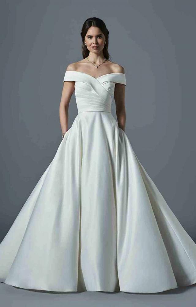 Romantica Pure PB0033 Budget Wedding Dress