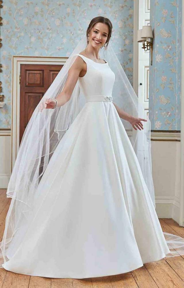 Romantica Pure PB0056 Budget Wedding Dress