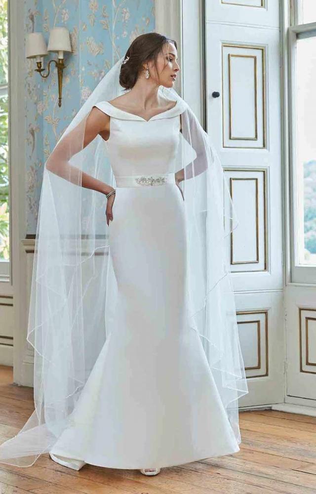 Romantica Pure PB0057 Budget Wedding Dress