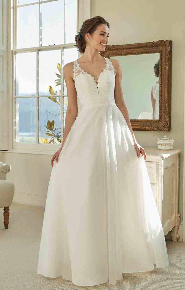 Romantica Pure PB101 Budget Wedding Dress