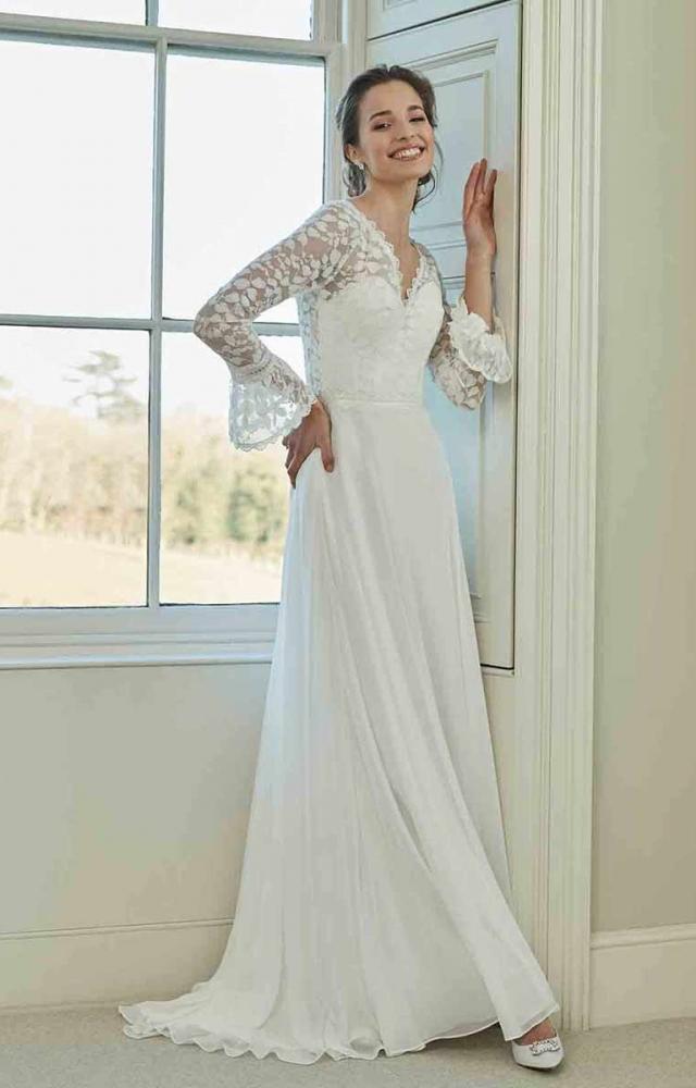 Romantica Pure PB112 Budget Wedding Dress