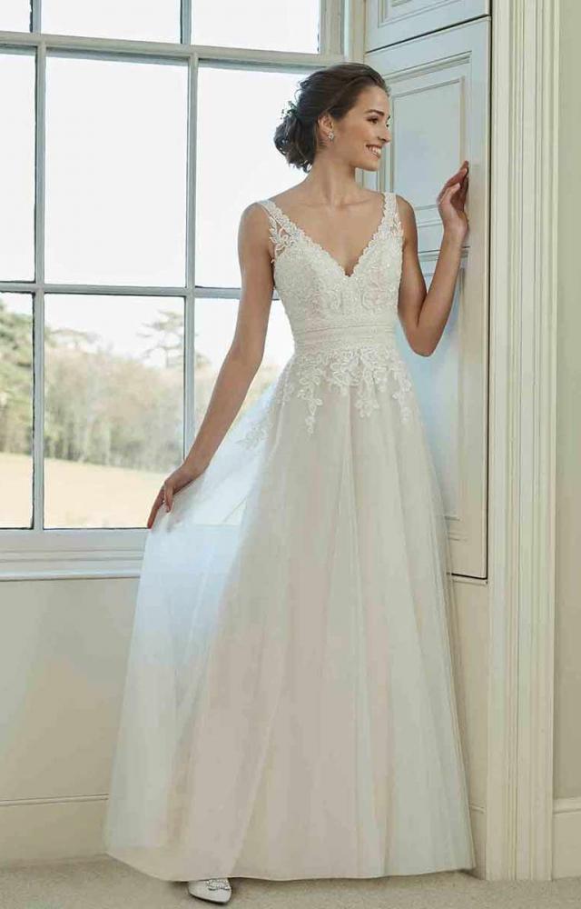 Romantica Pure PB119 Budget Wedding Dress