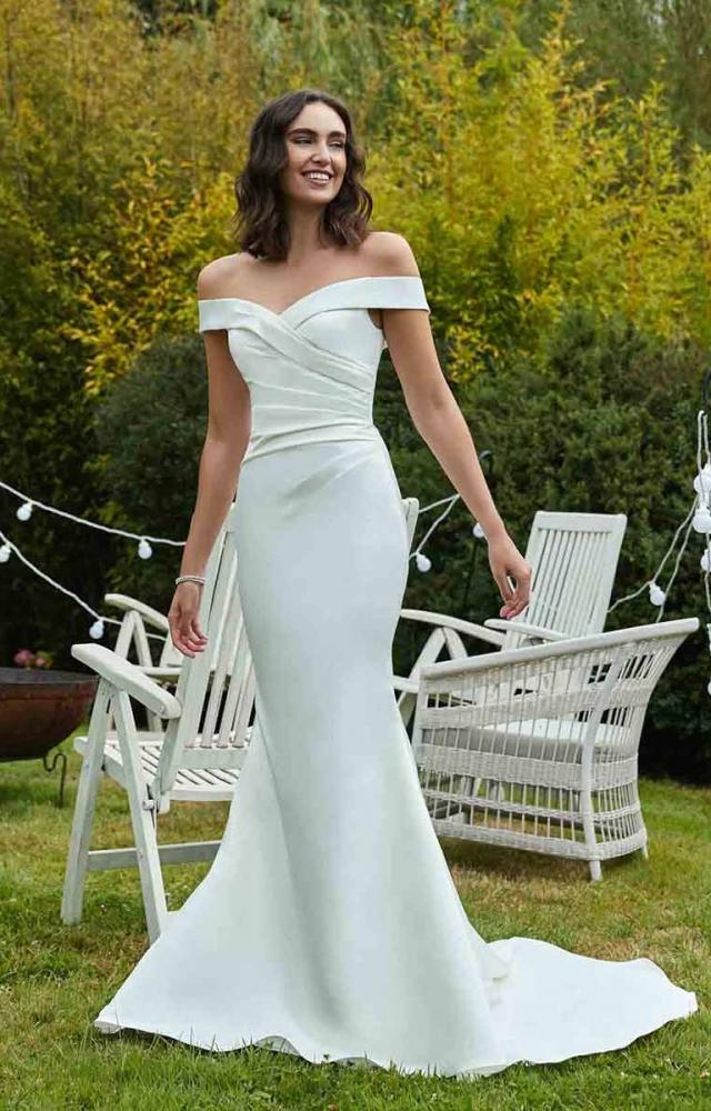 Romantica Pure PB142 Budget Wedding Dress
