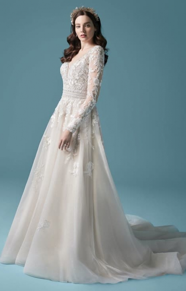Maggie Sottero Raphael Wedding Dress