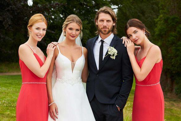 Romantica Bridesmaids