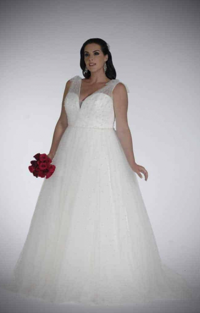 Sonsie By Veromia 91851 Sale Wedding Dress