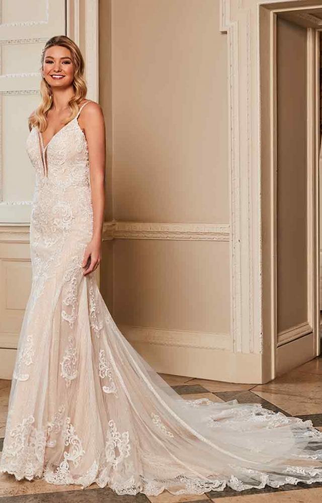 Romantica of Devon Selby Wedding Dress