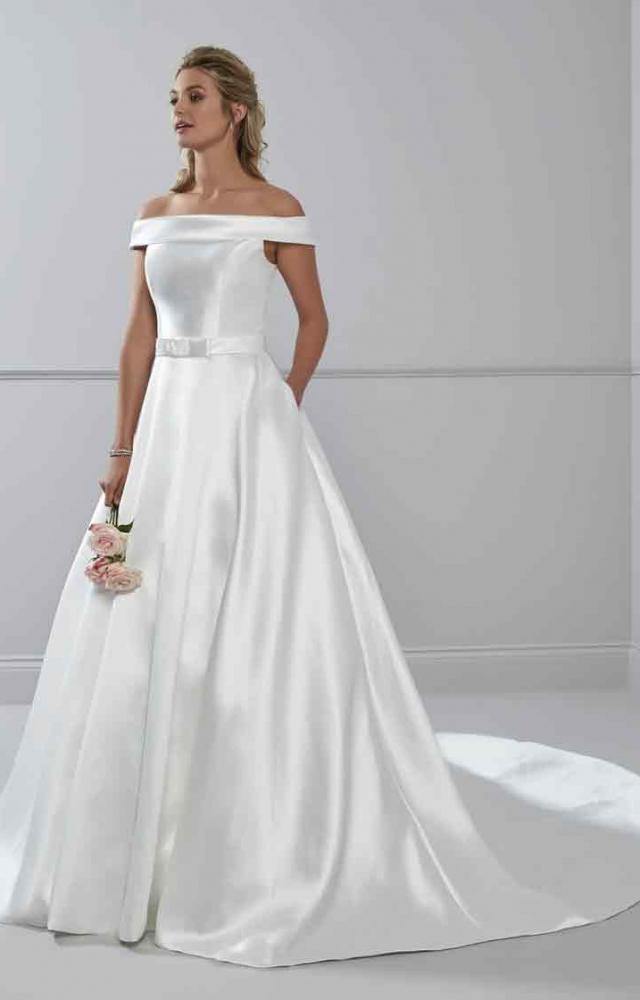 Romantica of Devon Sharon Wedding Dress