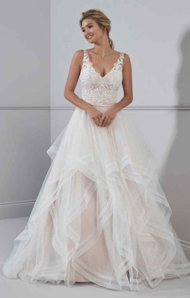 Romantica of Devon Solange Wedding Dress