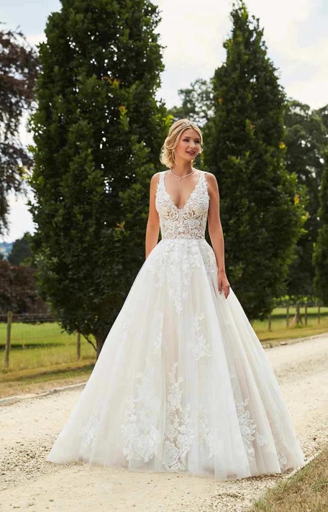 Romantica of Devon Symphony Wedding Dress