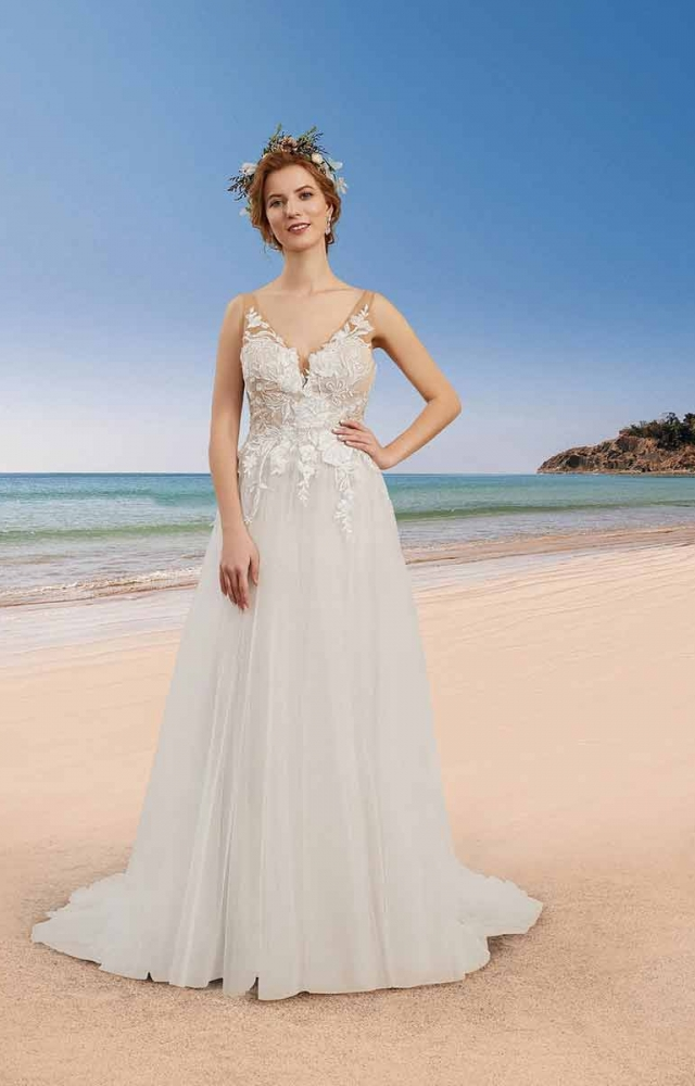 Veromia VR62014 Wedding Dress