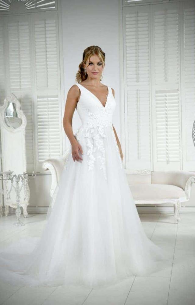 Veromia VRK61801 Sale Wedding Dress
