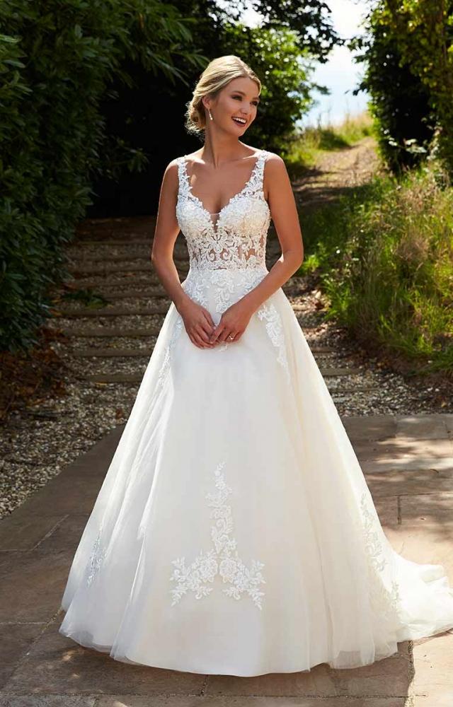 Romantica of Devon Veronica Wedding Dress