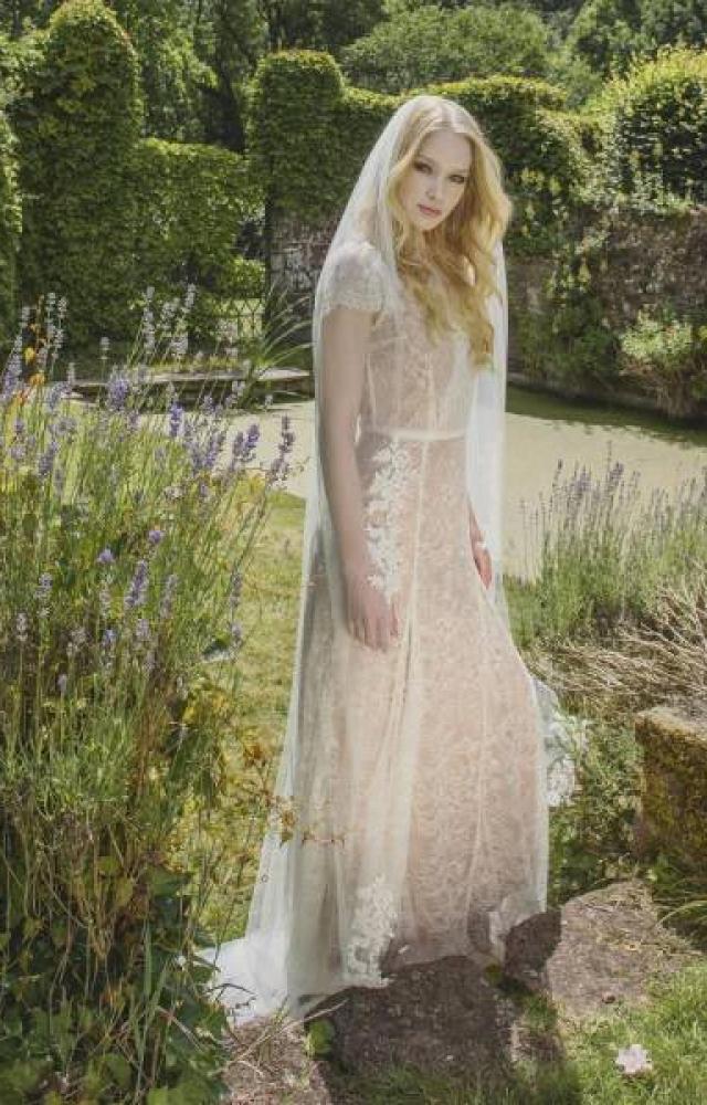 Joyce Jackson Wedding Veils Winterberry