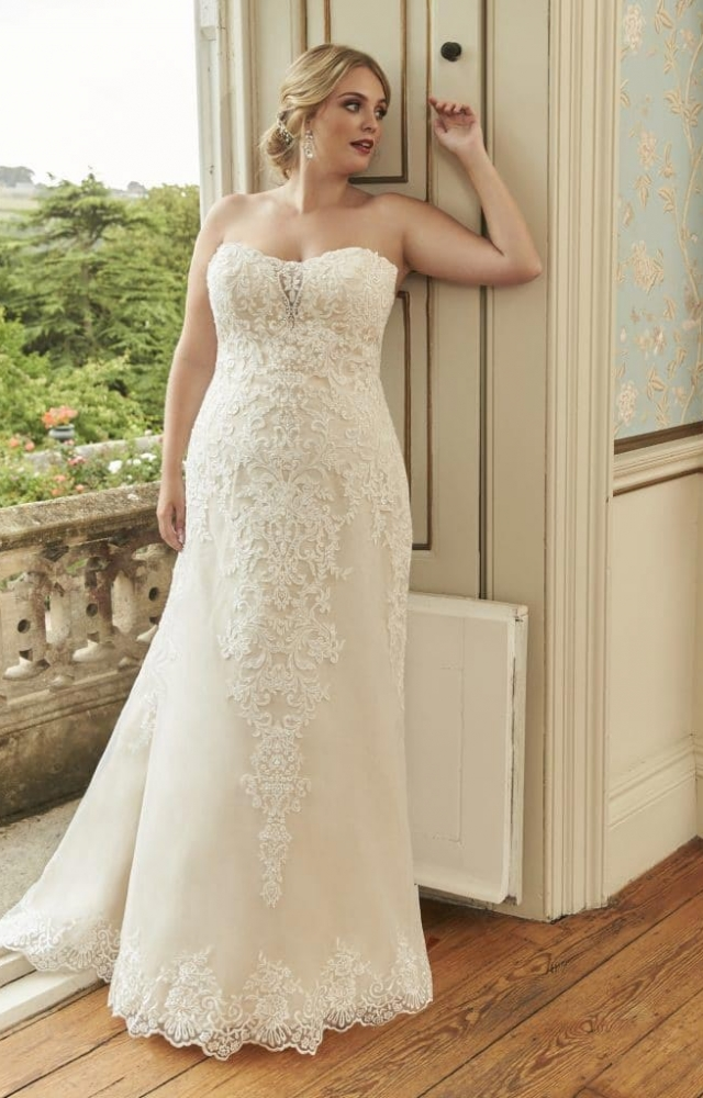 Romantica Catalina Wedding Dress