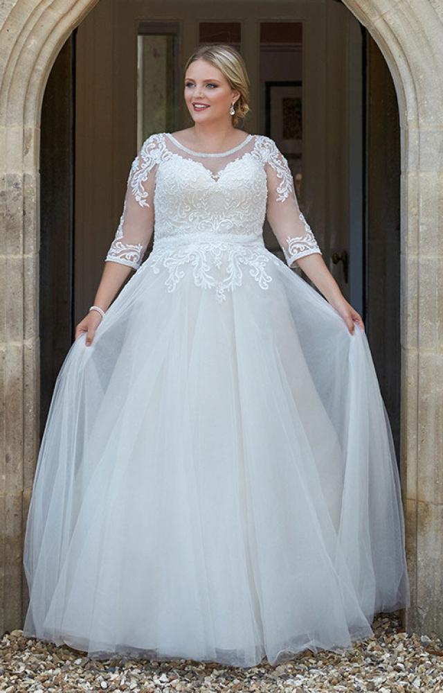 Romantica Georgie Sales Wedding Dress