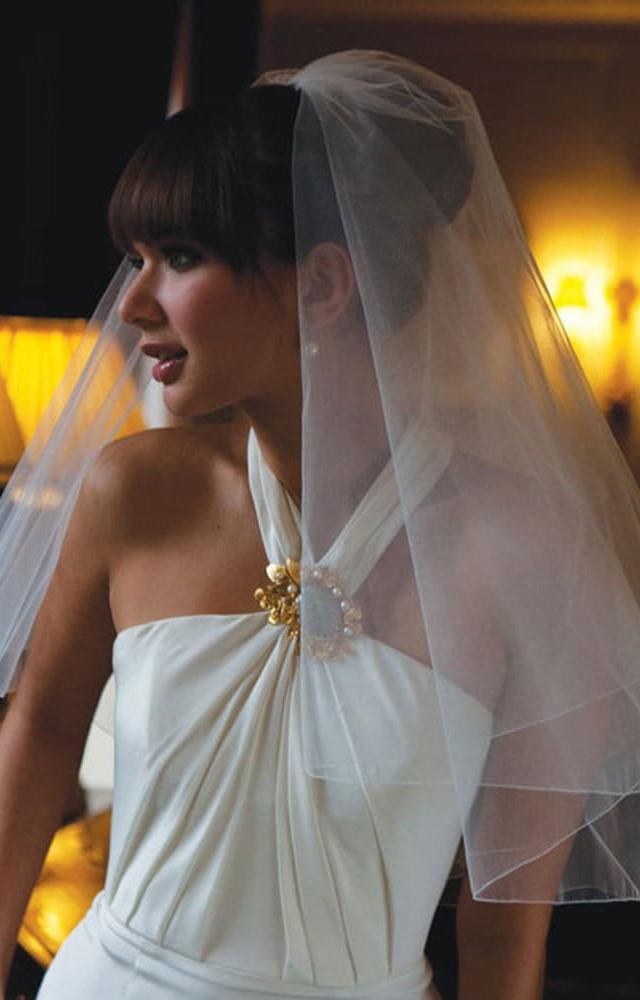 Joyce Jackson Wedding Veils Maine